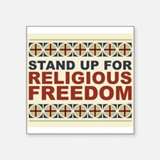 Religious Freedom Sticker