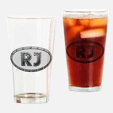RJ Metal Drinking Glass