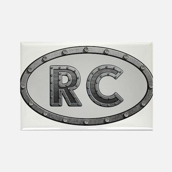 RC Metal Rectangle Magnet
