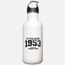 Established 1953 - Aged to perfection Water Bottle