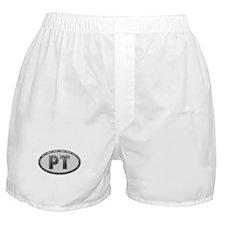 PT Metal Boxer Shorts