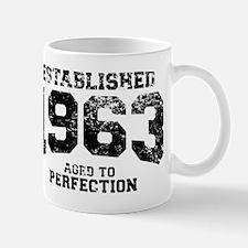 Established 1963 - Aged to perfection Mug