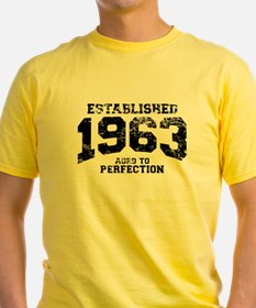 Established 1963 - Aged to perfection T