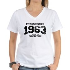 Established 1963 - Aged to perfection Shirt