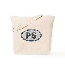 PS Metal Tote Bag