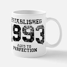 Established 1993 - Aged to perfection Mug