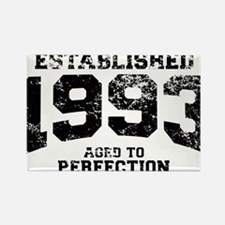 Established 1993 - Aged to perfection Rectangle Ma