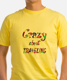 Crazy About Traveling T