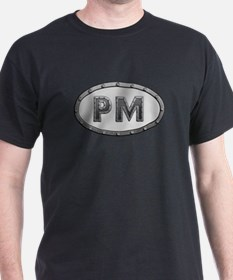 PM Metal T-Shirt