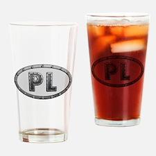 PL Metal Drinking Glass