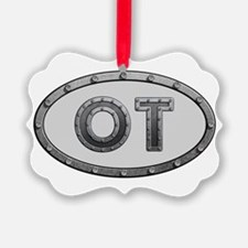 OT Metal Ornament