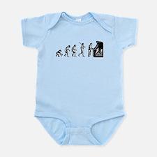 Video Game Evolution Infant Bodysuit