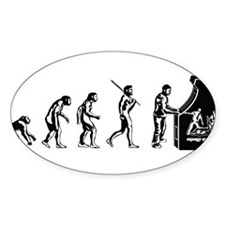 Video Game Evolution Decal