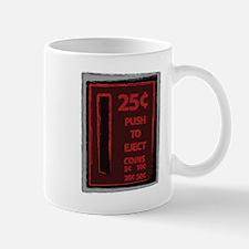 25c Push To Eject Mug