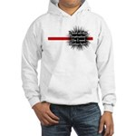 Banded Frustration Hooded Sweatshirt