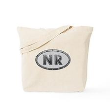 NR Metal Tote Bag