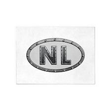 NL Metal 5'x7'Area Rug