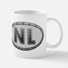 NL Metal Mug