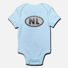 NL Metal Infant Bodysuit