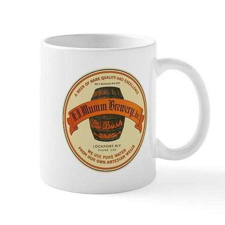 Mumm Brewery, Inc. Mug