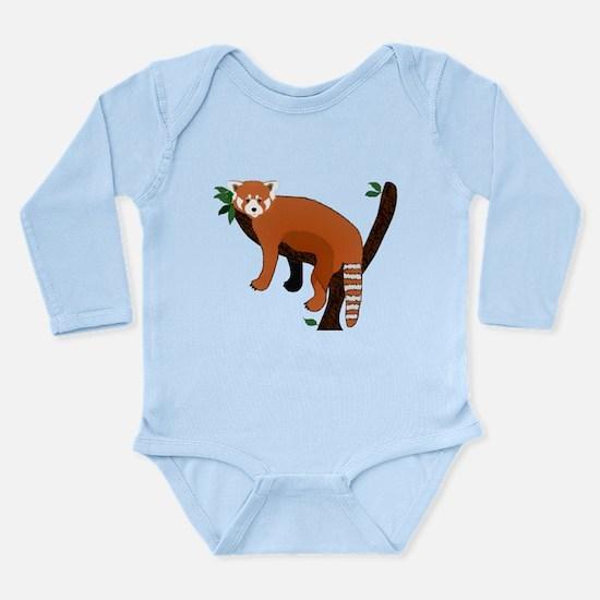 Red Panda Onesie Romper Suit