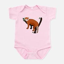 Red Panda Infant Bodysuit