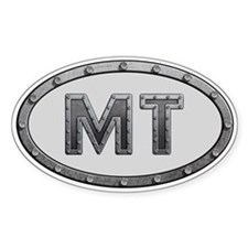 MT Metal Decal