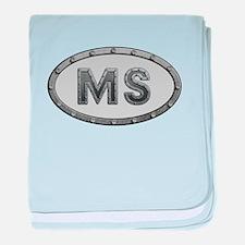MS Metal baby blanket