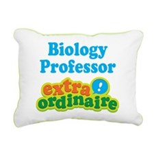 Biology Professor Extraordinaire Rectangular Canva