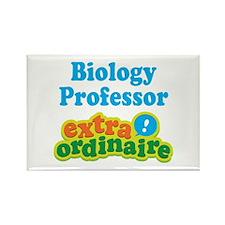 Biology Professor Extraordinaire Rectangle Magnet