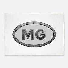 MG Metal 5'x7'Area Rug