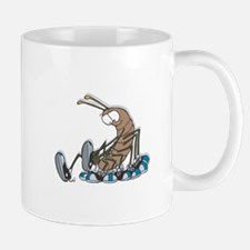 Funny Centipede with Shoes Mug