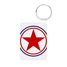 Korean PAAF roundel Keychains