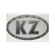 KZ Metal Rectangle Magnet