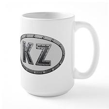 KZ Metal Mug
