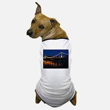 Maysville at night Dog T-Shirt