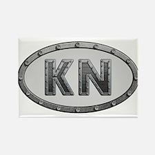 KN Metal Rectangle Magnet