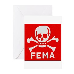 FEMA Greeting Cards (Pk of 10)