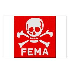 FEMA Postcards (Package of 8)