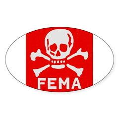 FEMA Decal