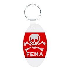 FEMA Keychains