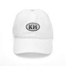 KH Metal Baseball Cap