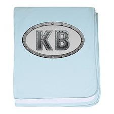 KB Metal baby blanket