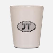 JT Metal Shot Glass