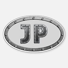 JP Metal Decal