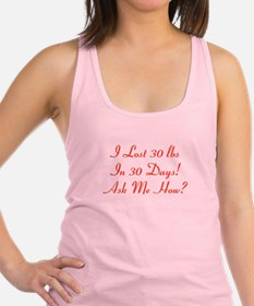 Lose With ASAP Racerback Tank Top