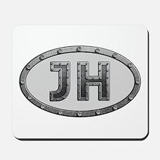 JH Metal Mousepad