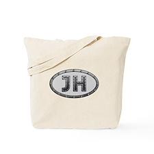 JH Metal Tote Bag