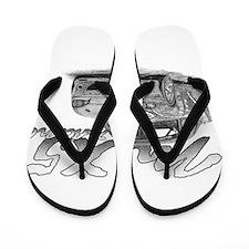 MX5 Racing Flip Flops