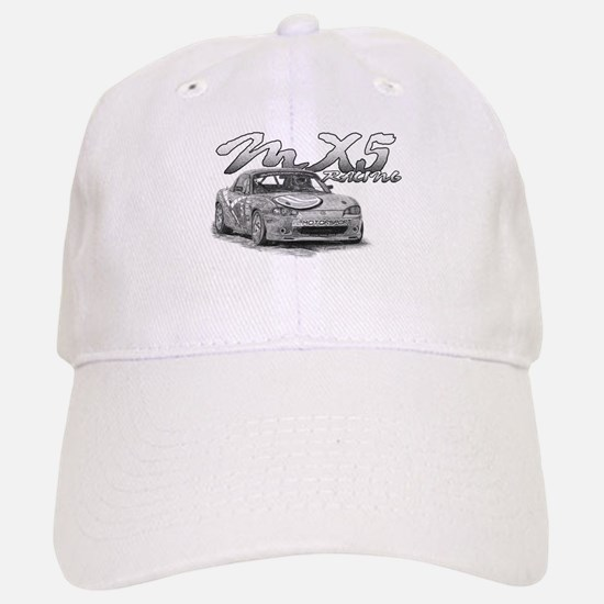 mazda mx5 baseball cap racing mx 5 hat